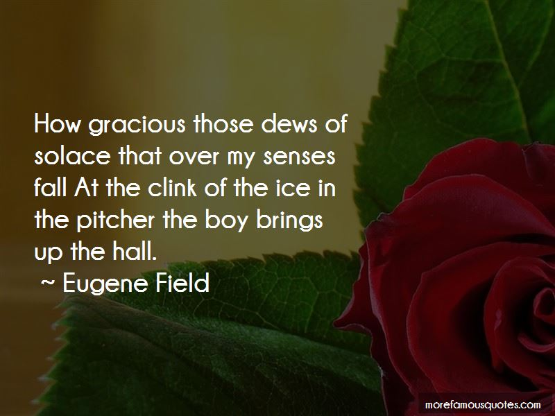 Eugene Field Quotes Pictures 3