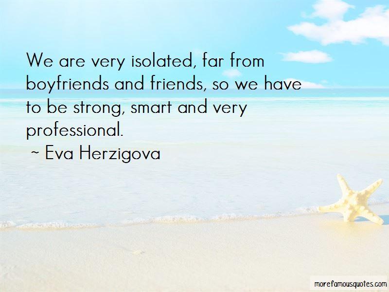 Eva Herzigova Quotes