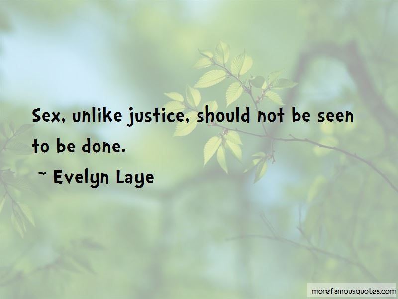 Evelyn Laye Quotes