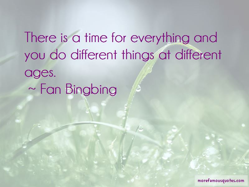 Fan Bingbing Quotes Pictures 3