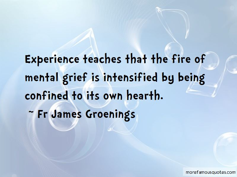 Fr James Groenings Quotes Pictures 2
