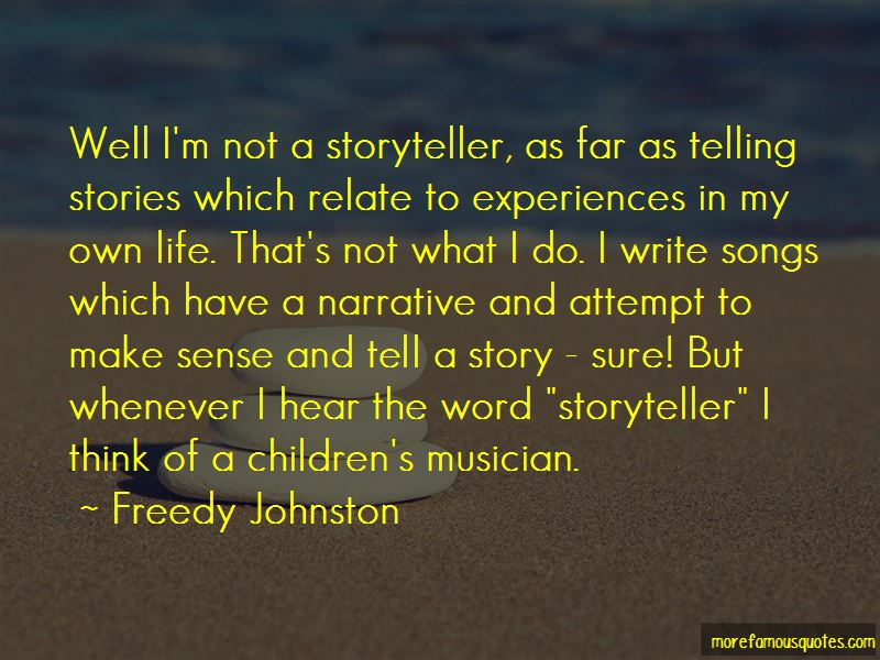 Freedy Johnston Quotes Pictures 2