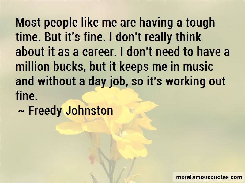 Freedy Johnston Quotes Pictures 3