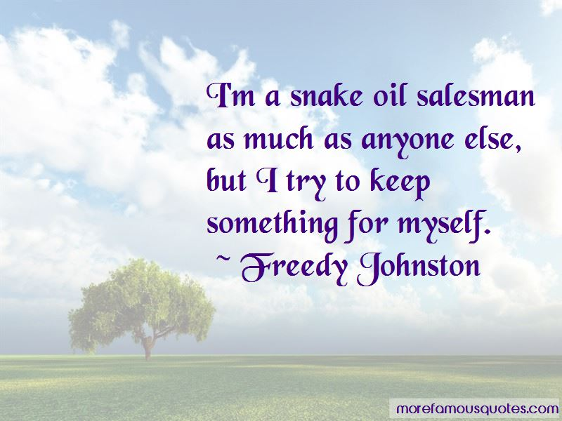 Freedy Johnston Quotes Pictures 4