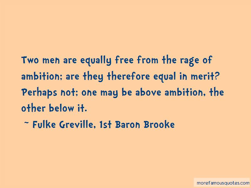 Fulke Greville, 1st Baron Brooke Quotes Pictures 2