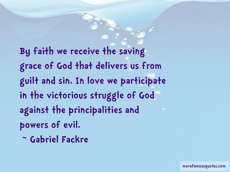 Gabriel Fackre Quotes Pictures 2
