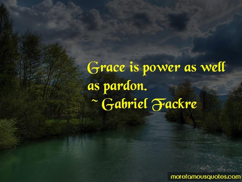 Gabriel Fackre Quotes