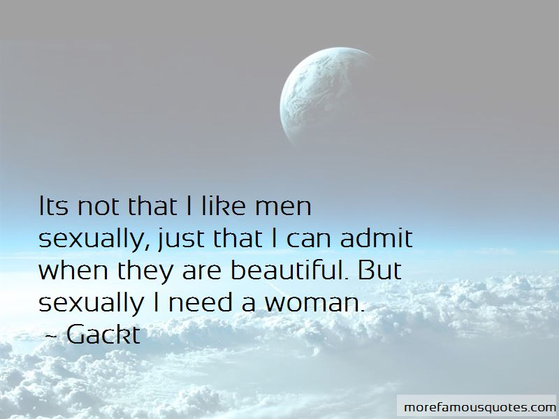 Gackt Quotes Pictures 4