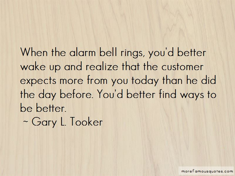 Gary L. Tooker Quotes Pictures 2