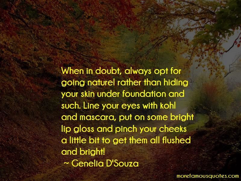 Genelia D'Souza Quotes Pictures 2
