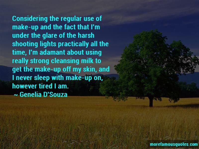 Genelia D'Souza Quotes Pictures 4