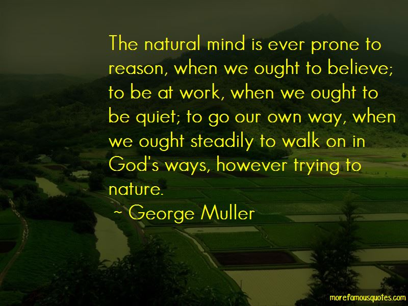 George Muller Quotes