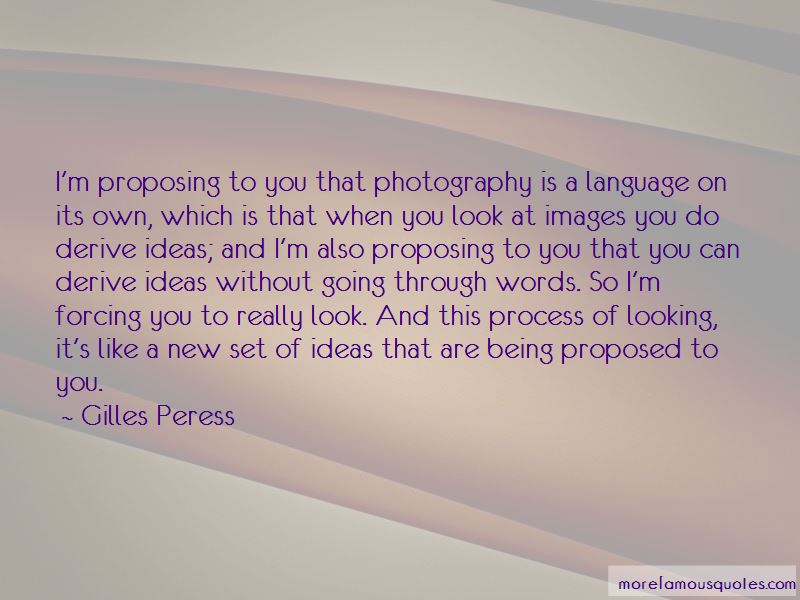 Gilles Peress Quotes Pictures 3