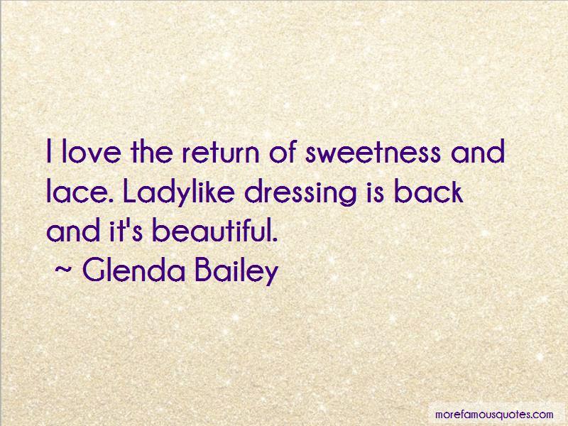 Glenda Bailey Quotes Pictures 2