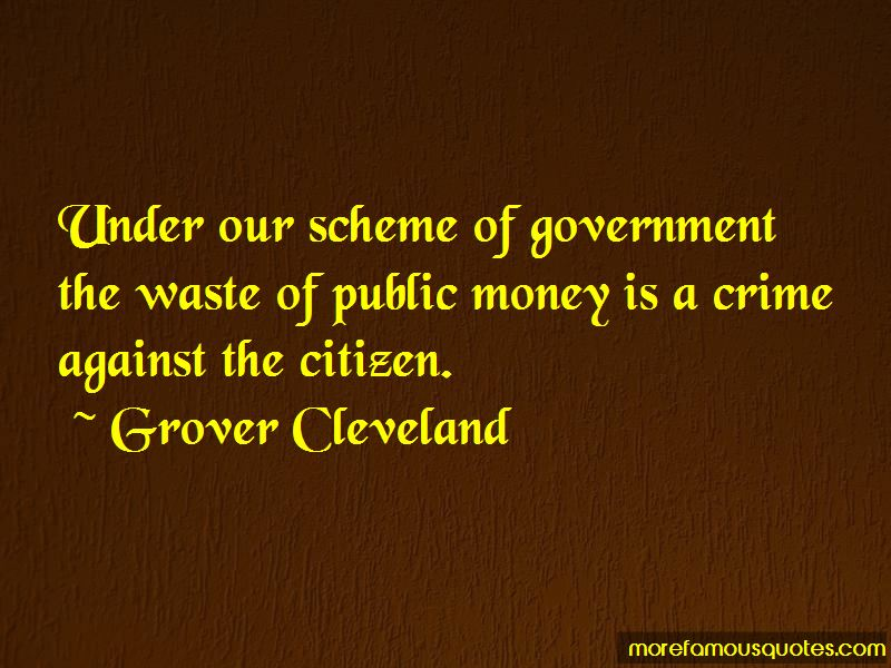 Grover Cleveland Quotes Pictures 2