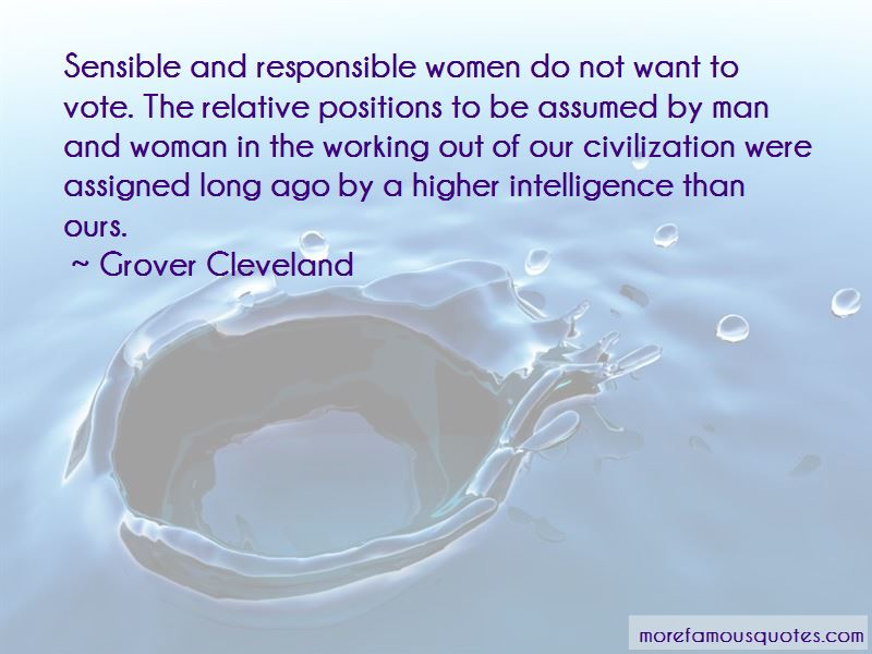 Grover Cleveland Quotes Pictures 3