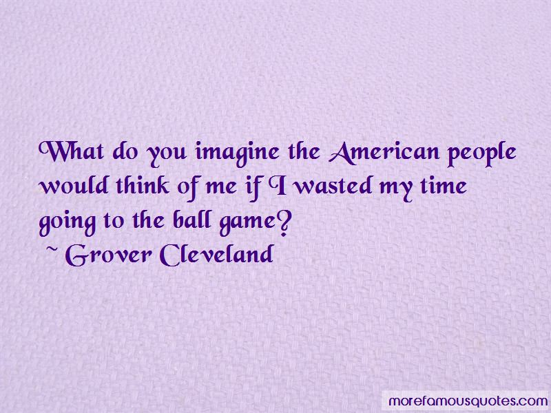 Grover Cleveland Quotes Pictures 4