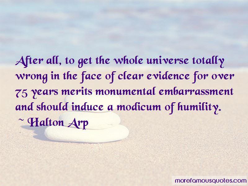 Halton Arp Quotes Pictures 3