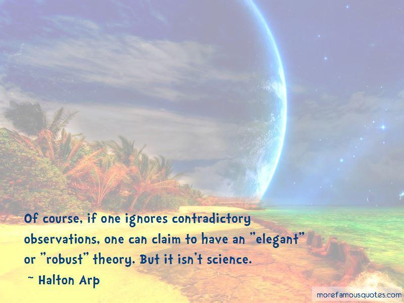 Halton Arp Quotes Pictures 4
