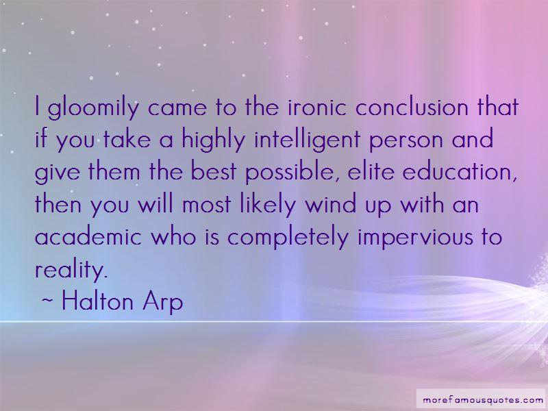 Halton Arp Quotes