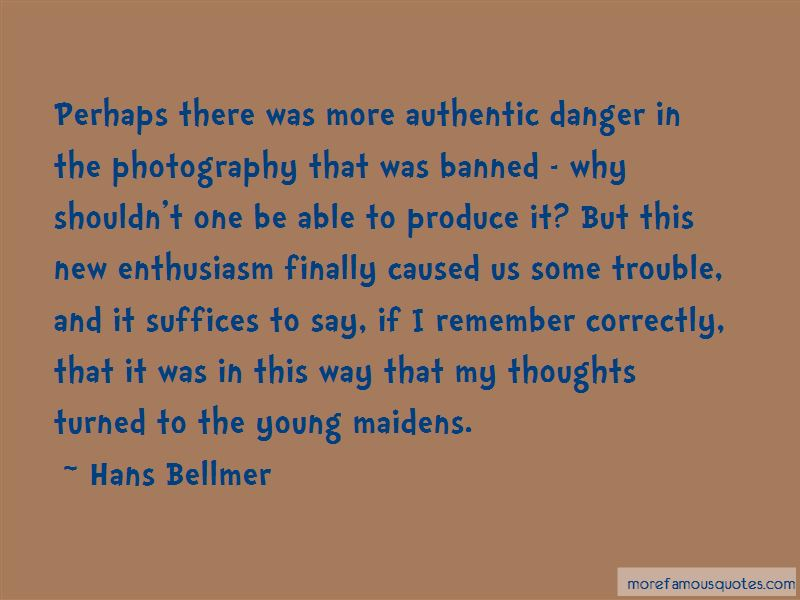 Hans Bellmer Quotes Pictures 3