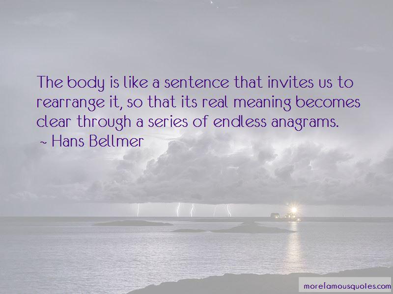 Hans Bellmer Quotes