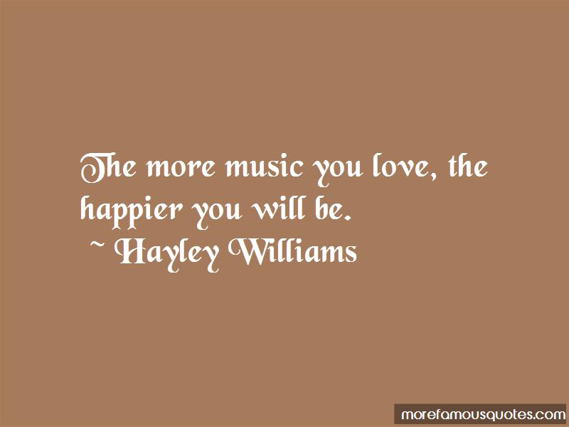 Hayley Williams Quotes Pictures 4