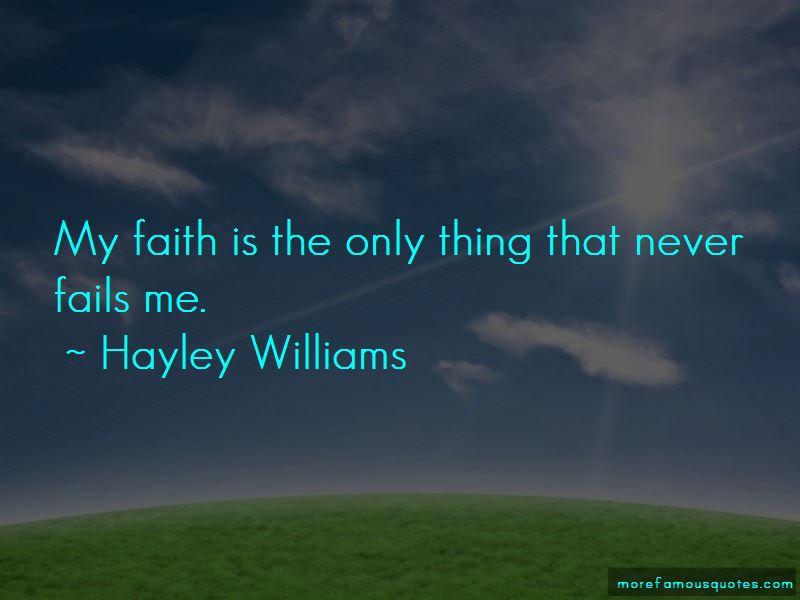 Hayley Williams Quotes