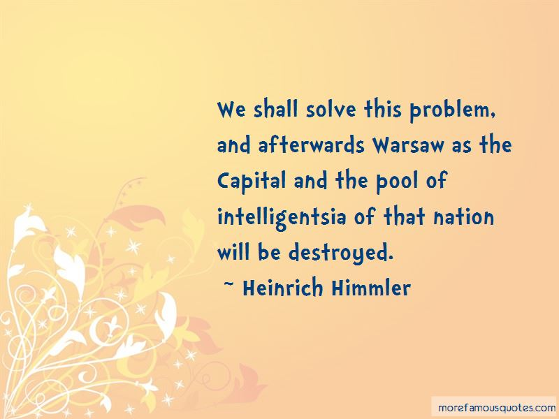 Heinrich Himmler Quotes Pictures 3