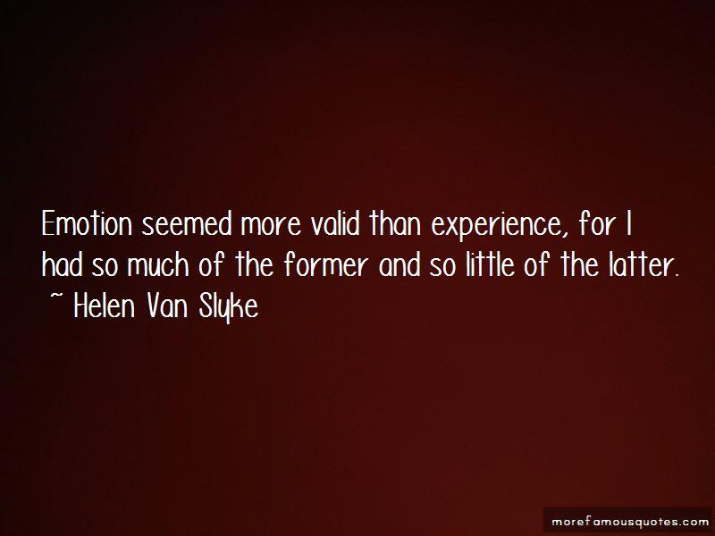 Helen Van Slyke Quotes Pictures 4