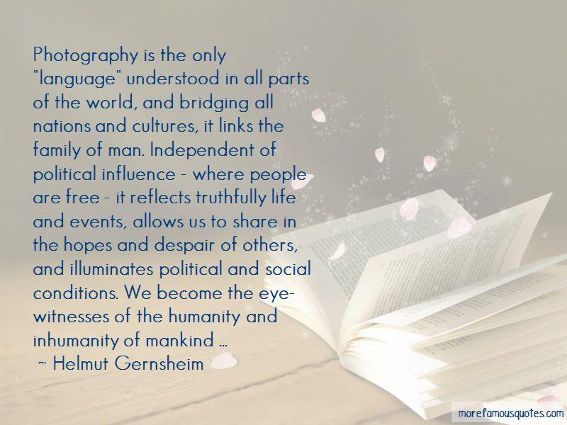 Helmut Gernsheim Quotes