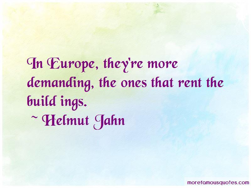 Helmut Jahn Quotes