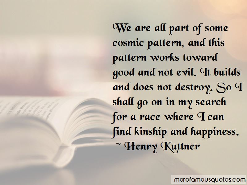 Henry Kuttner Quotes Pictures 4