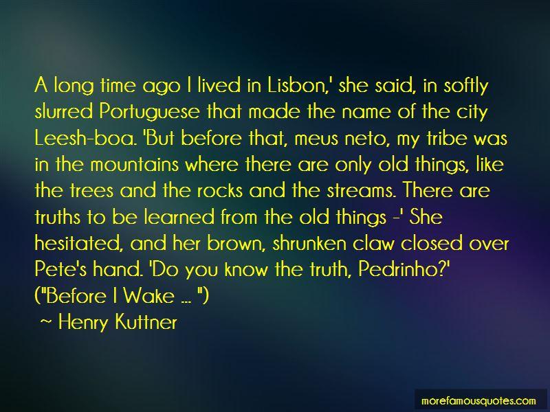 Henry Kuttner Quotes