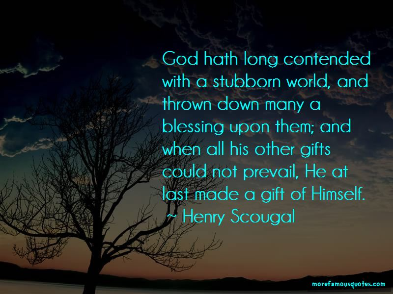 Henry Scougal Quotes Pictures 3