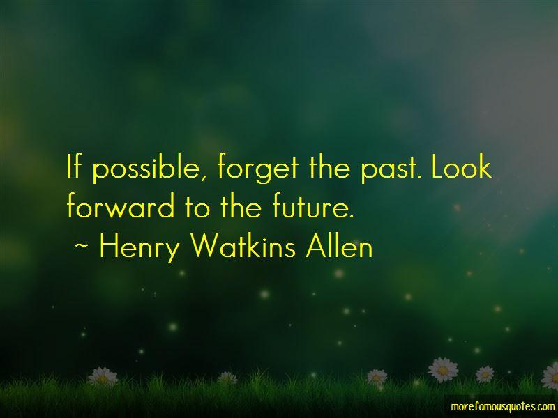 Henry Watkins Allen Quotes