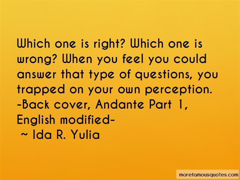Ida R. Yulia Quotes Pictures 3