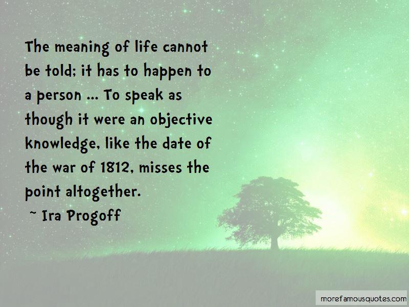 Ira Progoff Quotes Pictures 4