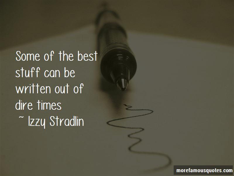 Izzy Stradlin Quotes