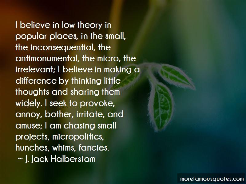 J. Jack Halberstam Quotes Pictures 2