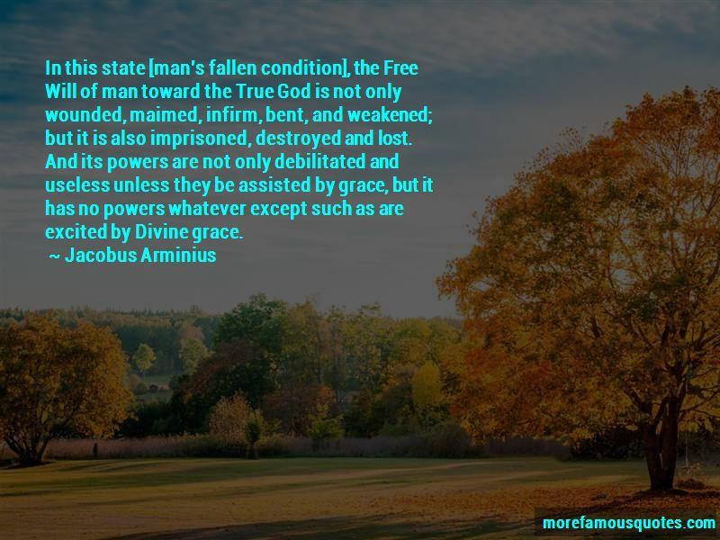 Jacobus Arminius Quotes Pictures 3