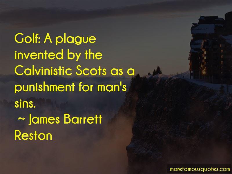 James Barrett Reston Quotes Pictures 2