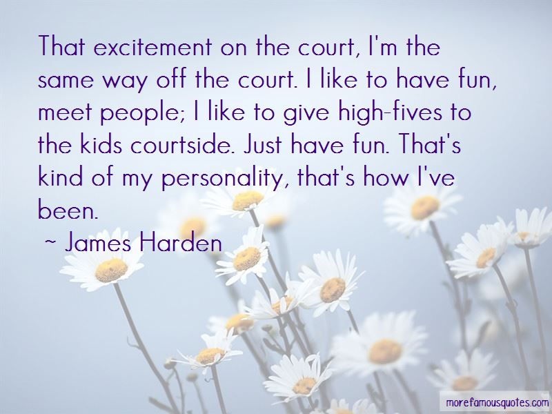 James Harden Quotes Pictures 2