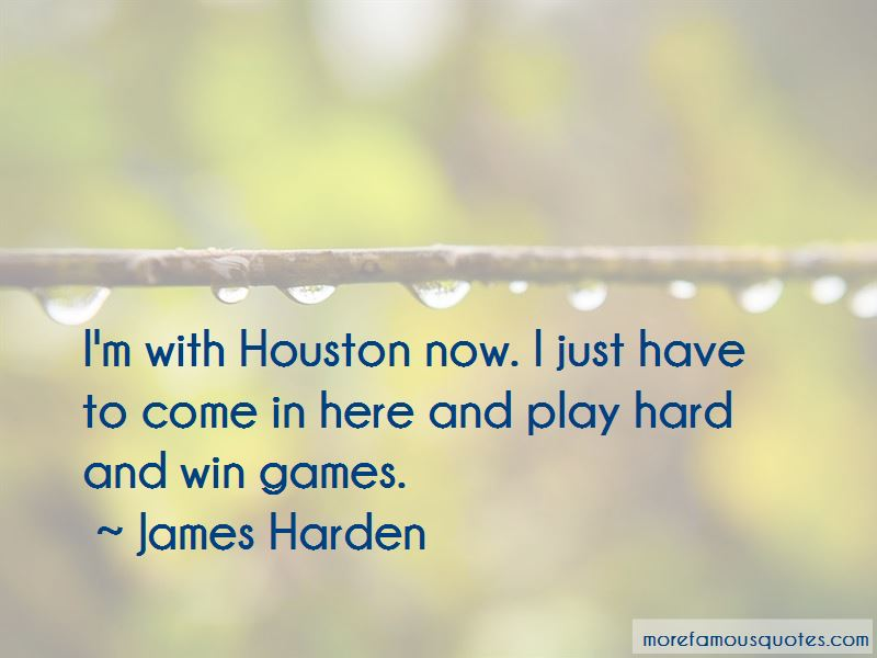 James Harden Quotes Pictures 4