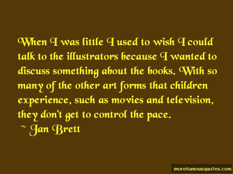 Jan Brett Quotes Pictures 4