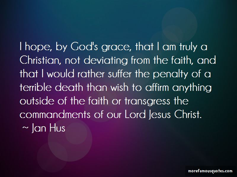 Jan Hus Quotes Pictures 3
