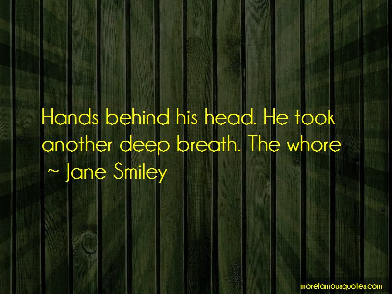 Jane Smiley Quotes Pictures 2
