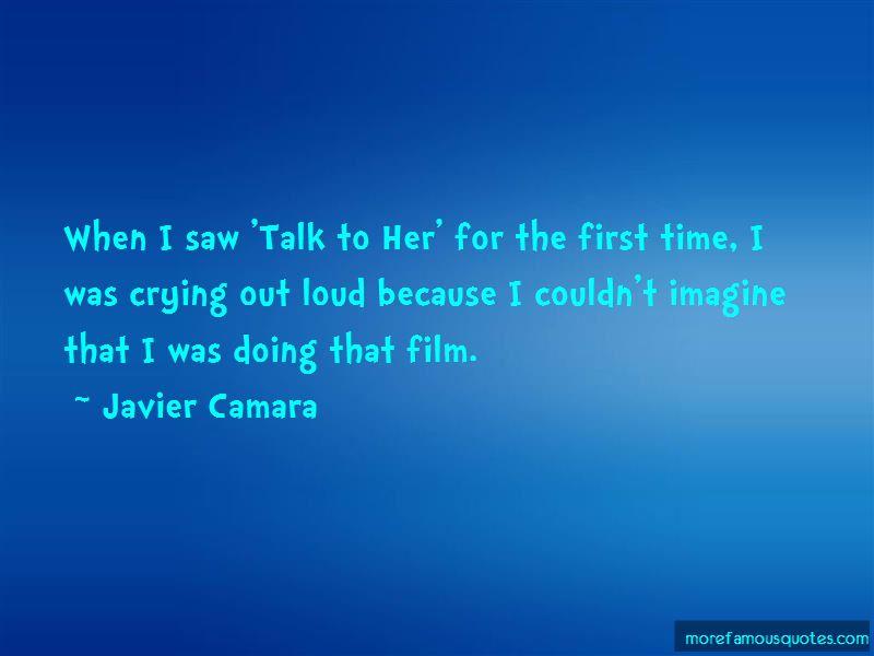 Javier Camara Quotes Pictures 3