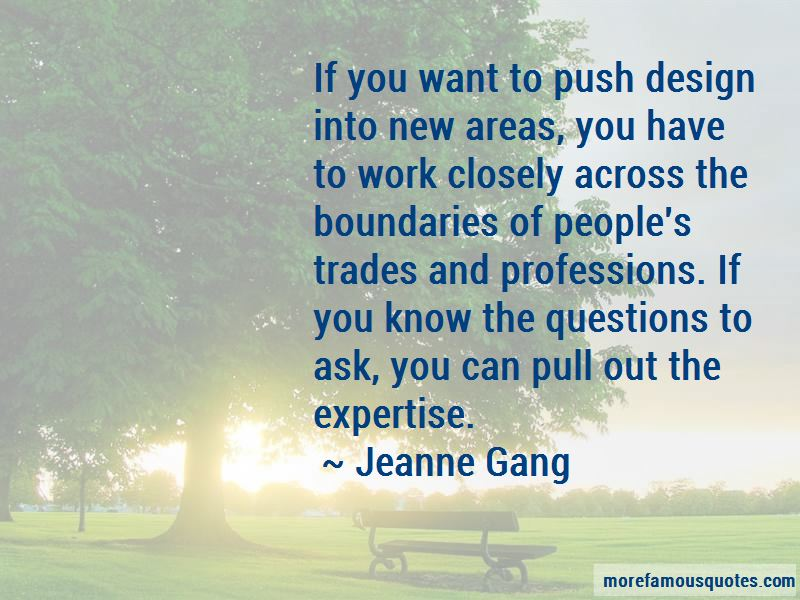 Jeanne Gang Quotes Pictures 2