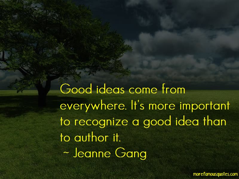 Jeanne Gang Quotes